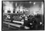 [1931 ANB Convention in session in ANB Hall.]