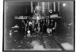[Yakutat Band in ANB Hall - Christmas party.]