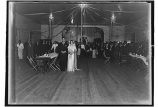[Wedding reception for John & Esther Bremner in ANB Hall.]