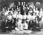 Sons and daughters of '87 Pioneers, Juneau, Alaska, Apr. 25th, 1909.