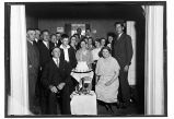 [Mr. & Mrs. Axelson - anniversary party(?).]