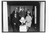 [E. Martin Axelson family; Emiston, Clifford, and Wayne.]