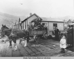 Tin Can Day Douglas Alaska, Apr 25 1912.