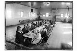 [Banquet in ANB Hall.]