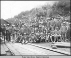 Treadwell Miners - Mexican Mine.