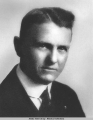 Lester D. Henderson, Commissioner of Education May 10, 1917 to June 30, 1929.