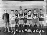 [ANB Basketball team, 1925.]