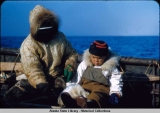 Walrus hunt, June 1953.