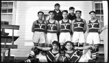 [Basketball team.]