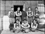 ANB basketball team, Yakutat, 1925.