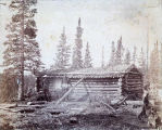 Cannon Creek Cabin.