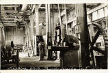 Machine Shop, Thane, Alaska, 1918.