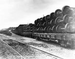 128 car trucks from Balboa Panama, for AEC.  Ry.  June 14, 1918.