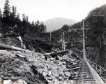 Annex Creek Project [Incline tramway to beach and lower terminal Railway to lake.]