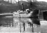 "AC. Co. ""Grey-hound, S. S. Bertha"" Juneau, Alaska."