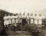 Ready Bullion Hose Team. Treadwell champions, 1914.