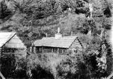 Russian church at Chenega, Chenega Village, Prince William Sound [exterior view].