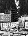 Juneau during court building construction.