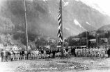 Opening of Baseball Season Juenau, Alaska, 5-11-24