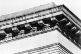 [Juneau Capital Building cornice.]