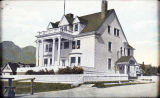 [Governor's mansion, Juneau, ca. 1920]