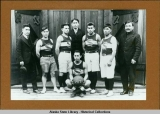 Sitka ANB's fourth basketball team, 1917.
