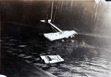 Jim Dotsons crash near Ketchikan in 1933.