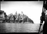 CASTLE CAPE, NEAR CHIGNIK, 1939.