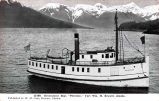 "Government Boat ""PETERSON."" Fort Wm. H. Seward, Alaska."