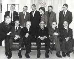 Constitutional Convention Delegates, February 4, 1966, signed by Bill Egan to Dora Sweeney.
