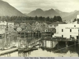 Sitka Cold Storage and Dock, Sitka.
