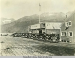 Valdez Transportation Company's Studebaker Fleet.  Where Alaska Steamers and the Richardson...