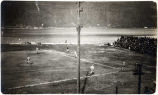 [Men playing baseball, Treadwell, Alaska.]