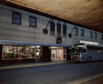 Baranof hotel Exterior – night, 8-8-69.