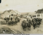 W.J. Rowe Transfer.  Nome, Alaska.  Oct. 20th, 1907.