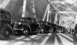 Opening of Douglas Bridge Oct. 13th 1935.