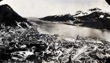 Juneau, Alaska on Gastineau Channel. [includes Douglas and Treadwell]