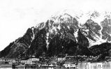 Juneau, Alaska 1919. [General view with Mt.  Juneau in background.]