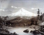 [Views of Washington State including Seattle and Mt.  Rainier.]