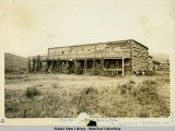 Mt. McKinley Roadhouse-Post Office.
