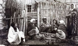 Chilkat Indian Group, Alaska.