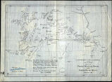 U. S. Commission of Fish and Fisheries, Alaska Sketch of Prince William Sound and Copper River...