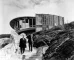 [Mendenhall Glacier Visitor Center.]