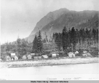 Chilcoot [Chilkoot] circa 1885.