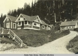 U.S. Forest Service Station, Cordova, Aaa., ca. 1935.