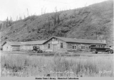 Paxson Lodge, Richardson Highway.
