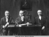 Judges of the Yukon Territorial Court, 1912.