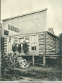 "The home of ""the RUBY CITIZEN,"" Ruby, Alaska, 1911."