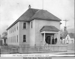 The Valdez Court-House, erected in 1904.