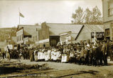 Decoration Day, Skagway, Alaska 1898.